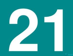 Тренировка привычки, 21 день или 3 недели