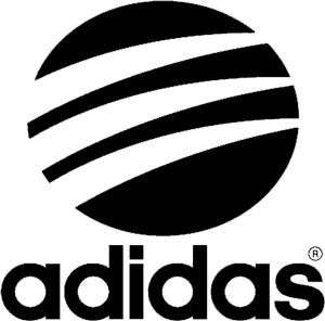 """Логотип компании Adidas (Адидас) для линии одежды """"Sport Style"""", выпускающая для активных и спортивных людей, которые любят спорт и стиль."""