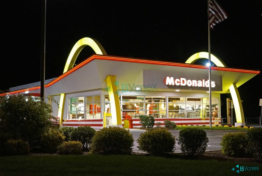 История создания, развития, автоматизации, оптимизации, франчайзинга ресторана Макдональдс (McDonalds).