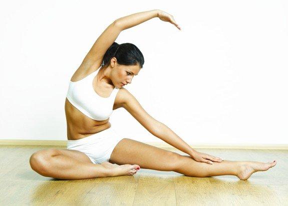Комплекс упражнений утренней зарядки