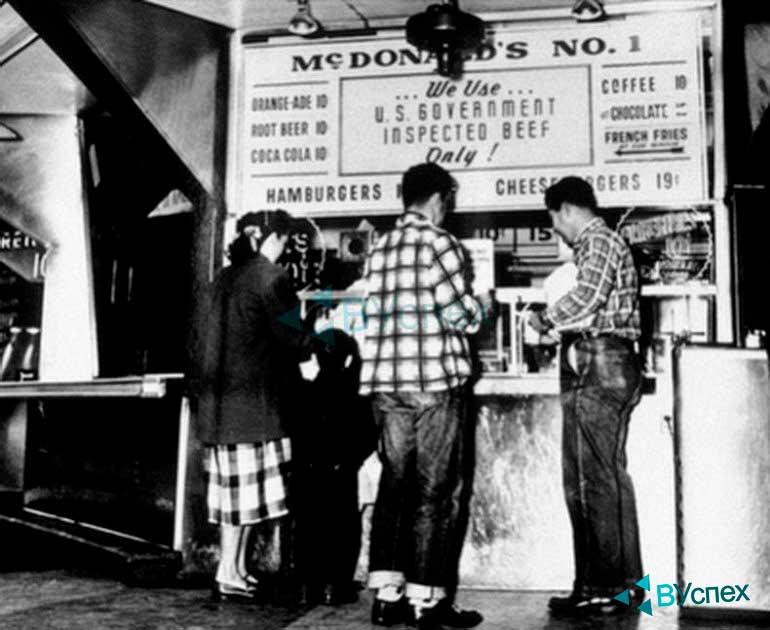 Изображение - Когда был открыт первый макдональдс в мире perviy-v-mire-macdonalds2