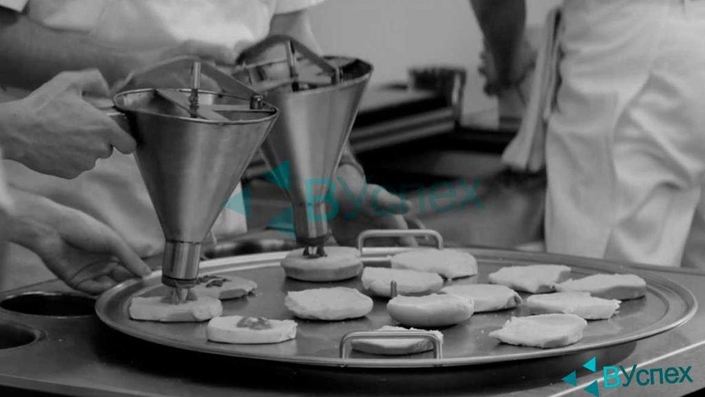 Разработка модернизация оборудования для соусов Макдональдс, модернизация автоматизация на кухне